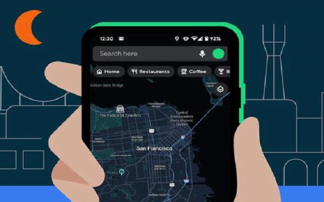 Mode Penyamaran di Google Maps Android
